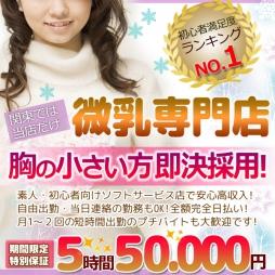 新宿・歌舞伎町 デリバリーヘルス Aカップ微乳女学園
