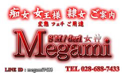 宇都宮市 SM・M性感 女神