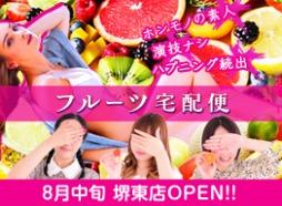 堺市 デリバリーヘルス フルーツ宅配便堺東店